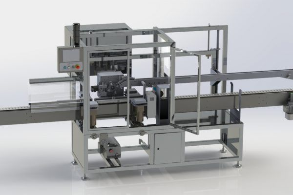 Outsert Labelling Machine